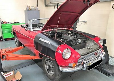 Classic Car Repairs Suffolk