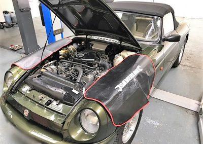 Classic Car Servicing East Anglia