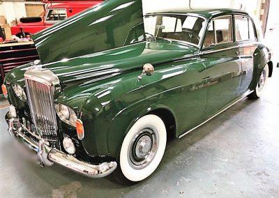 Classic Car Servicing Suffolk
