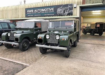 Classic Defender Repairs East Anglia