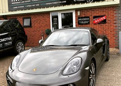 Sports Car Servicing East Anglia