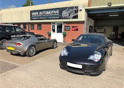 Sports Car Servicing Suffolk