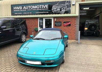 Sports and Prestige Car Repairs Suffolk