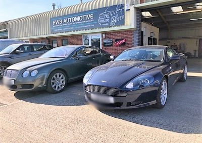 Sports and Prestige Car Servicing Suffolk
